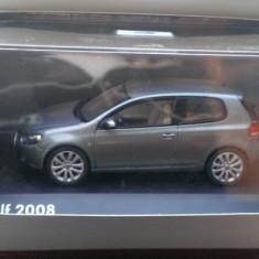 Macheta metal 1/43 - Volkswagen VW Golf 6 VI 2008 - Schuco Ed. de Reprezentanta - Macheta auto