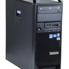 Lenovo ThinkStation S30 Xeon E5-1607 3.00 GHz cu Windows 10 Pro - Sisteme desktop fara monitor