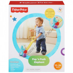ANTEPREMERGATOR FISHER PRICE, 6-12 luni, Multicolor
