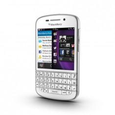 BlackBerry Q10 White - Telefon mobil Blackberry Q10, Alb, Neblocat
