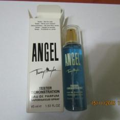 NOU!TESTER 45 ML-T.M ANGEL -SUPER PRET, SUPER CALITATE! - Parfum femeie Thierry Mugler, Apa de parfum