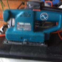 Masina de slefuit Black & Decker DN 180 F 135 W - Rindea electrica