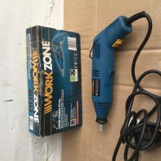 Biax WorkZone - Masina de frezat