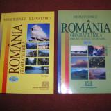 Mihai Ielenicz ~ Romania~ Geografie Fizica ~ 2 Vol. - Carte Geografie