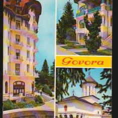 CPI (B7725) CARTE POSTALA - GOVORA, MOZAIC, Circulata, Fotografie