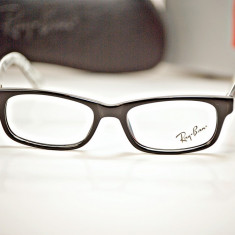 Rama de ochelari de vedere Ray Ban RB 5189 C2 de copii - Rama ochelari Ray Ban, Unisex, Patrate, Plastic, Rama intreaga, Fashion