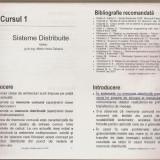 Sisteme Distribuite - curs (Automatică Iași)