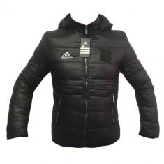 Geaca Adidas Imblanita - Geaca barbati, Marime: S, L, XL, XXL, Culoare: Bleumarin, Negru
