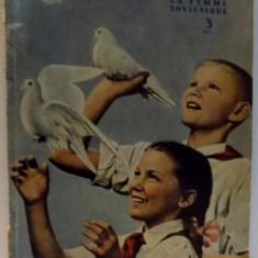 LA FEMME SOVIETIQUE, NR. 3, 1951