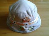 NKD / Pălărie de pescar copii / maro / mar. 52 cm