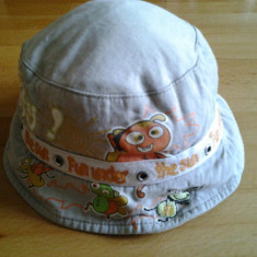NKD, Pălărie de pescar, maro, mar. 52 cm - Palarie Copii