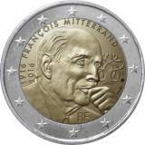 REDUCERE - Franta moneda comemorativa 2 euro 2016 - Mitterrand - UNC, Europa