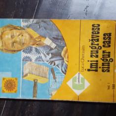 Imi zugravesc singur casa 2 volume Luca Gherasim - Carte amenajari interioare