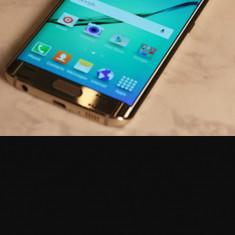 Telefon samsung s6edge gold, Auriu, 32GB, Neblocat