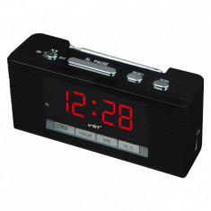 Ceas digital led alarma Radio FM VST-740 - Ceas led