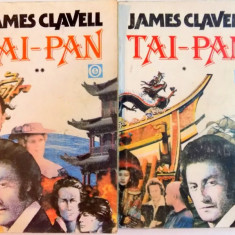 TAI-PAN de JAMES CLAVELL, 1992 - Nuvela