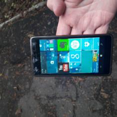 Microsoft Lumia 535 Dual SIM - Telefon Microsoft, Negru, Neblocat