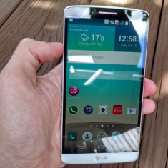 LG G3 32GB 3GB RAM - Telefon mobil LG G3, Auriu, Neblocat