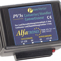 Aproape nou: Convertor 24-12V Albrecht PV 3S curent nominal 3A Cod 47830