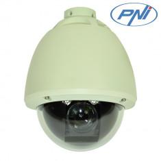 Resigilat : Camera supraveghere PNI 12XCG dome de exterior 650TVL
