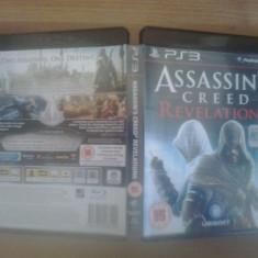 Assassin's Creed - Revelations - PS3 - Jocuri PS3, Actiune, 16+, Single player