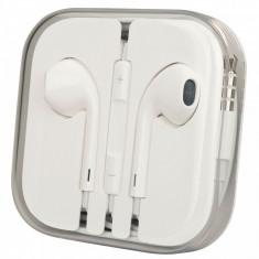 Casti handsfree Apple iPhone 5s - Handsfree GSM