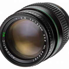135mm F2.8 MC Macro pe Pentax pentru mirrorless-uri Sony Fuji Olympus m4/3 - Obiectiv mirrorless, Micro Four Thirds