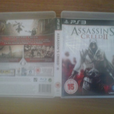 Assassin's Creed II - PS 3 - Jocuri PS3, Actiune, 16+, Single player