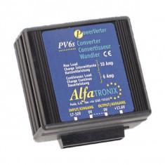 Aproape nou: Convertor 24-12V Albrecht PV 6S curent nominal 6A Cod 47831