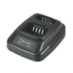Aproape nou: Incarcator Midland RC45 rapid de birou pentru Alan HP450 Cod G1066