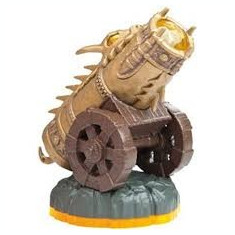 Skylanders-Arena Dragon Fire Cannon-First Edition Wii Wii U PS4 PS3 XBOX 360 ONE - Figurina Povesti