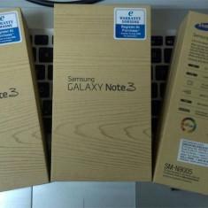 Samsung Galaxy Note 3 alb nou - Telefon mobil Samsung Galaxy Note 3