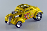 Macheta / jucarie masinuta metal - Hot Wheels - Pass'n Gasser Malaezia #630, 1:64