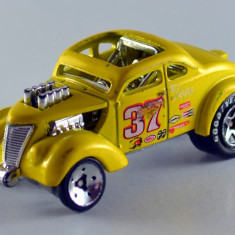 Macheta / jucarie masinuta metal - Hot Wheels - Pass'n Gasser Malaezia #346 - Macheta auto Hot Wheels, 1:64