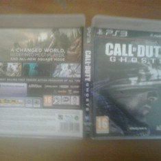 Call of duty Ghosts - PS3 - Jocuri PS3, Shooting, Toate varstele, Multiplayer