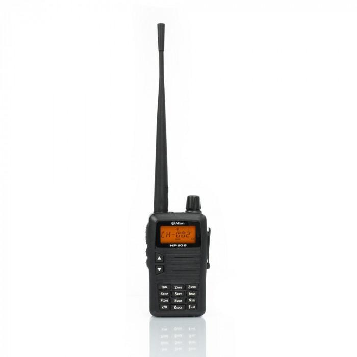 Resigilat : Statie radio VHF portabila Midland HP108, 136-174 MHz Cod G1176.01