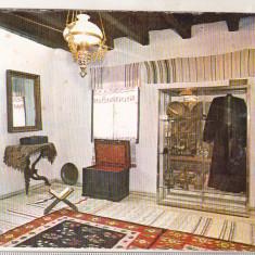 bnk cp Ramnicu Valcea - Casa memoriala Anton Pann - Interior - necirculata