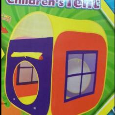 Cort pliabil copii - Casuta copii
