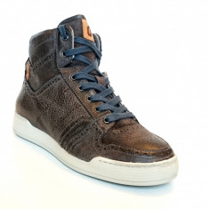 Sneakers Mono Made in Italy size 43 - Adidasi barbati Cesare Paciotti, Culoare: Din imagine