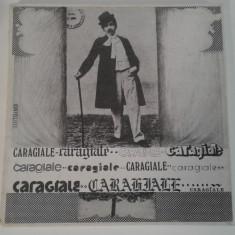 ION LUCA CARAGIALE teatru 6 discuri vinil - Muzica soundtrack electrecord
