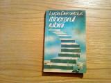 ITINERARUL IUBIRII * Nuvele - Lucia Demetrius - Cartea Romaneasca, 1981, 281 p.