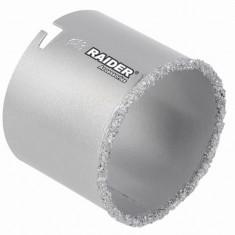 Carota carbid pentru gaurire zidarie si caramida 53 mm Raider - Motodebitator