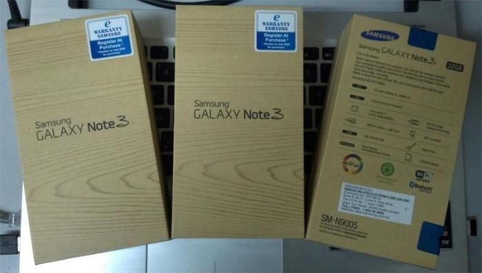Samsung Galaxy Note 3 negru nou foto mare