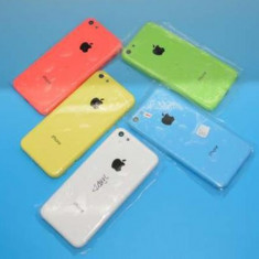 iPhone 5C Apple 8GB albastru in cutie nota 10/10