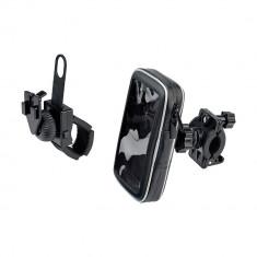 Aproape nou: Suport de montaj Moto Midland MK-IPHONE5 pentru iPhone 5/5C/5S Cod C11