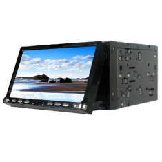 Resigilat : DVD player auto TTi 7020G model 2 DIN