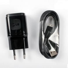 Incarcator LG Spectrum II 4G VS930 Original - Incarcator telefon LG, De priza