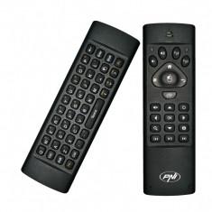 Aproape nou: Tastatura PNI AirFun One air mouse si mini tastatura qwerty pt. comput - Media player