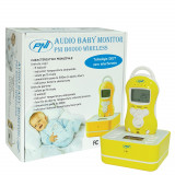 Resigilat : Audio Baby Monitor PNI B6000 wireless audio duplex