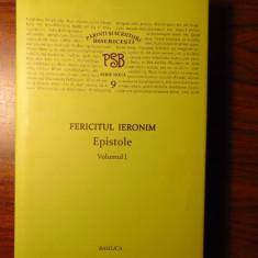 PSB 9 (serie noua) - Fericitul Ieronim - Epistole, vol 1 - Carti ortodoxe
